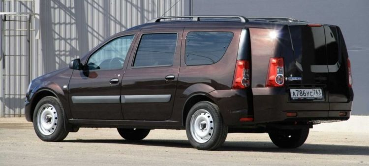 Dacia Lada Shuttle Box P