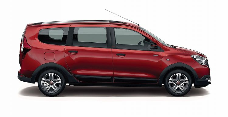 Dacia Lodgy Stepway Serie Limitada 2019 03