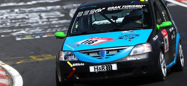 Dacia Logan Nurburgring 01