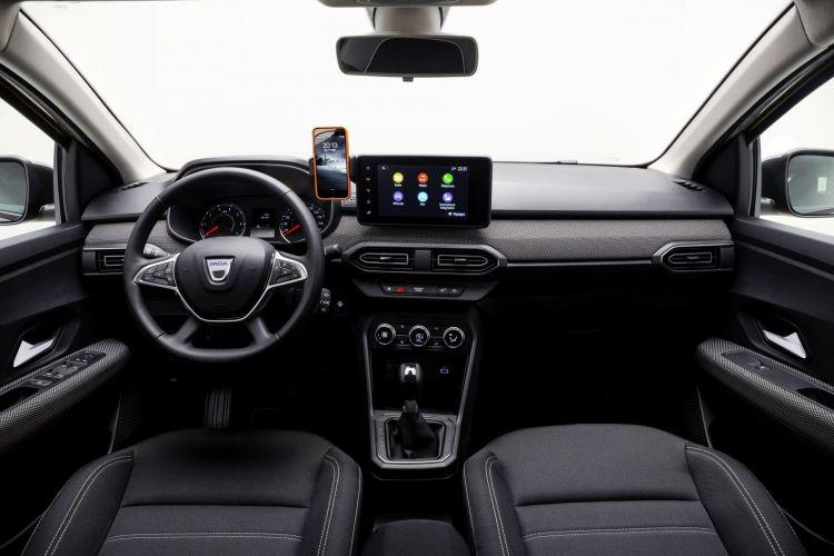 Pre Show Nouvelle Gamme Dacia (xji)
