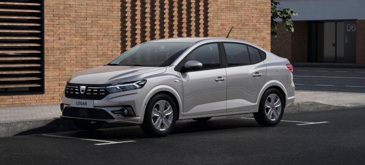 Gamme Dacia (xji)