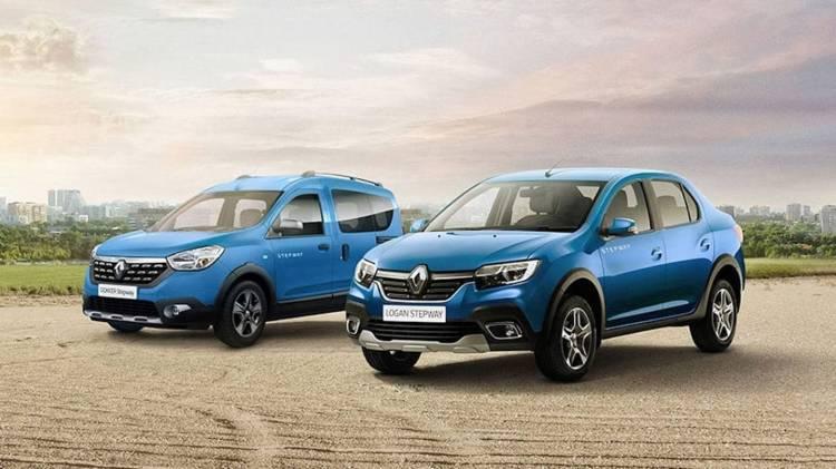 Dacia Renault Logan Stepway 0818 002