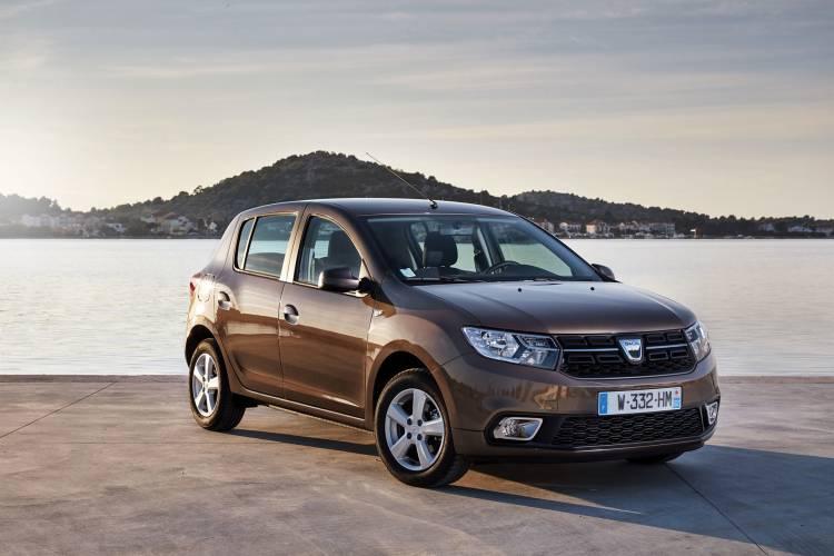 Dacia Sandero 2019 Marron Exterior 09