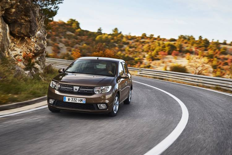 Dacia Sandero 2019 Marron Exterior 13