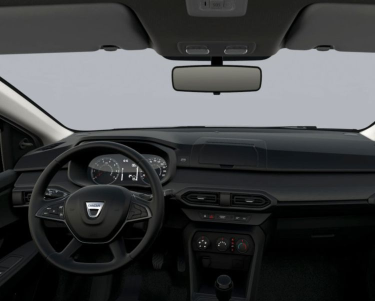 Dacia Sandero 2020 Access 01