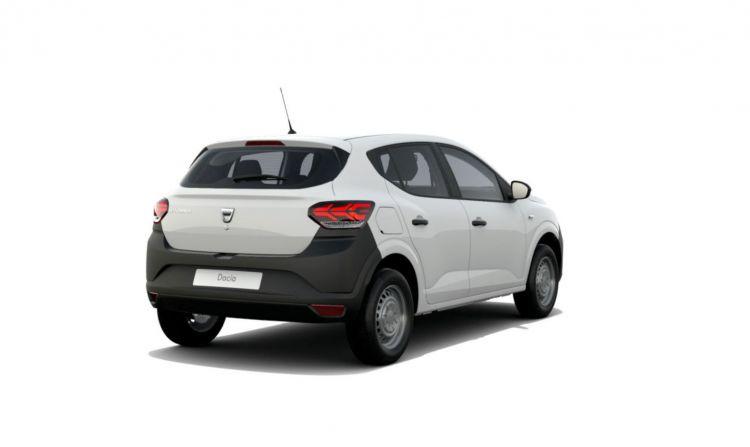 Dacia Sandero 2020 Acceso 02