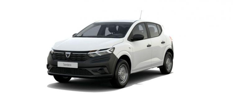 Dacia Sandero 2020 Access 04