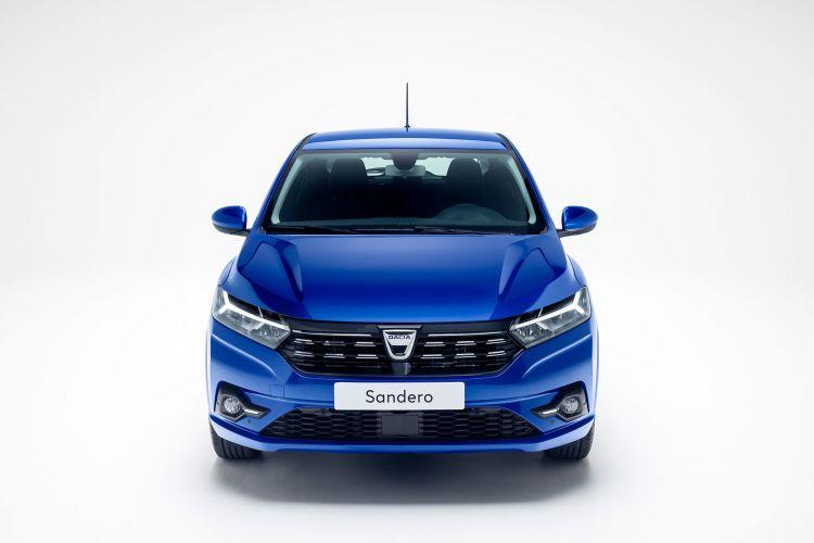 Dacia Sandero 2020 Azul Exterior 02