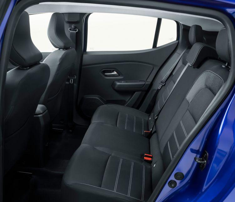 Dacia Sandero 2020 Interior 02