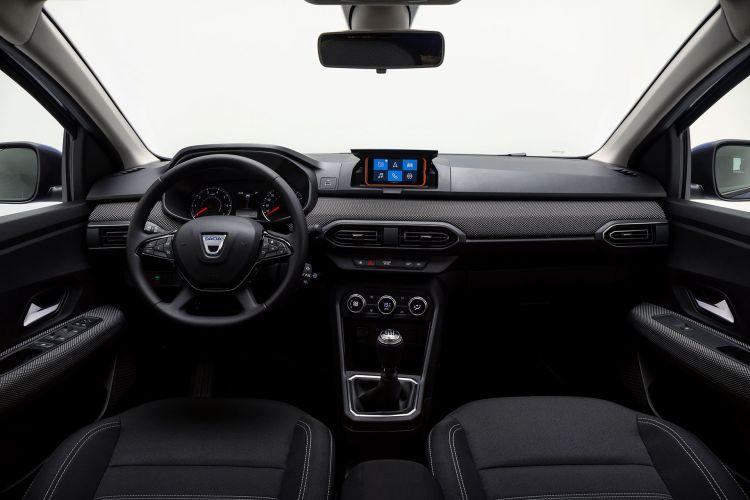 Dacia Sandero 2020 Interior 04