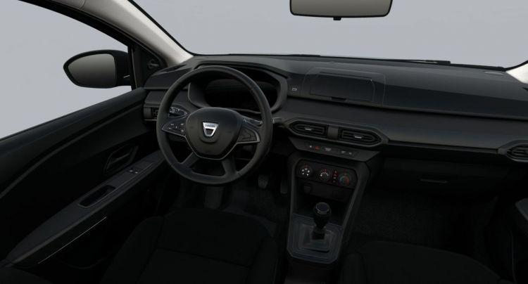 Dacia Sandero Access Comprar Interior