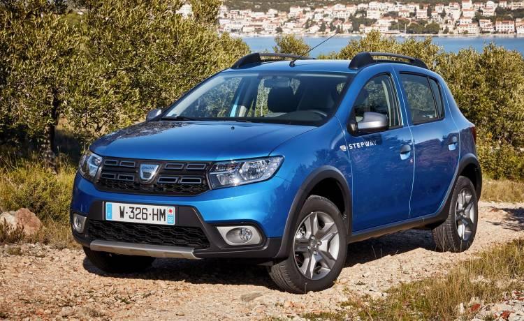 Dacia Sandero Coche Mas Vendido 2018