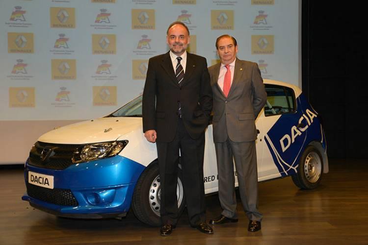 Dacia Sandero Rallye Cup