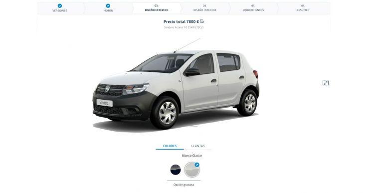 Dacia Sandero Mas Barato Ayudas 2020