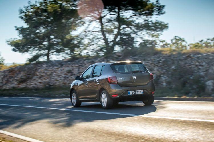 Dacia Sandero Mejor Urbano 17