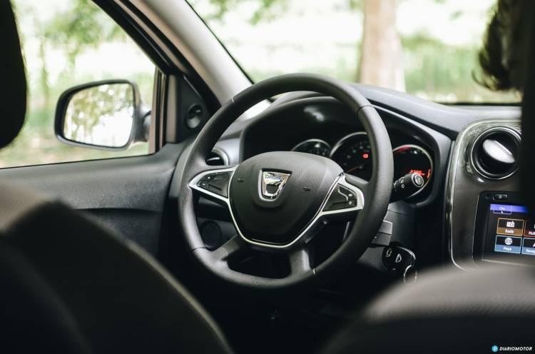 Dacia Sandero Prueba 3