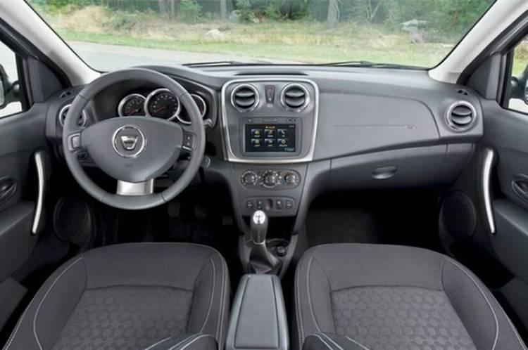 Se filtra la segunda generación del Dacia Sandero