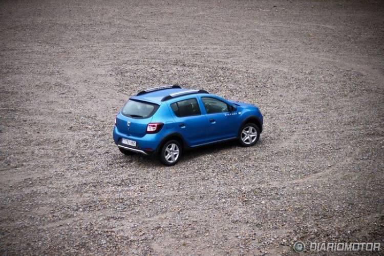 Dacia Sandero Stepway dCi 90, a prueba (I) ¿Una compra inteligente?