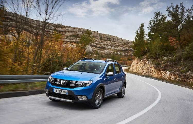 Dacia Sandero Stepway 2019 Azul 05