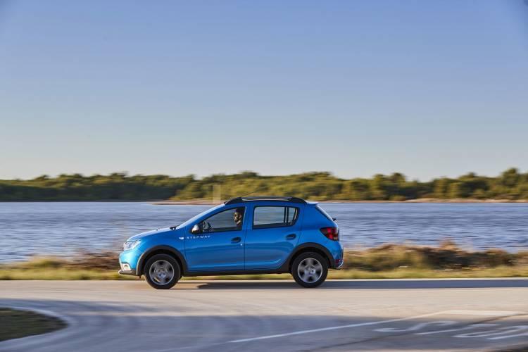 Dacia Sandero Stepway 2019 Azul 06