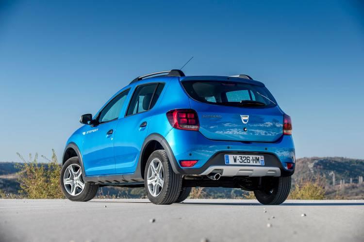 Dacia Sandero Stepway 2019 Azul 25