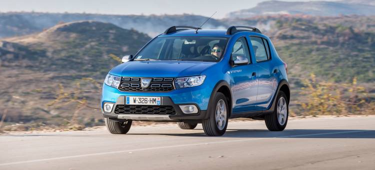 Dacia Sandero Stepway 2019 Azul 27