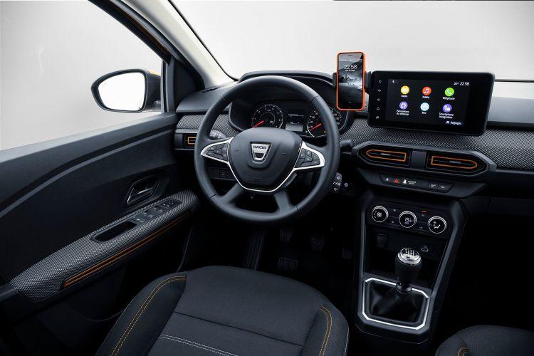 Dacia Sandero Stepway 2020 Interior 05