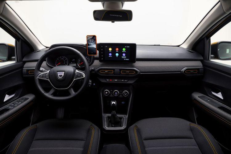 Dacia Sandero Stepway 2020 Interior 11