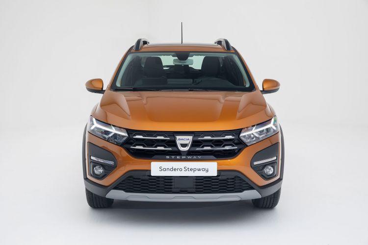 Dacia Sandero Stepway 2020 Naranja 01