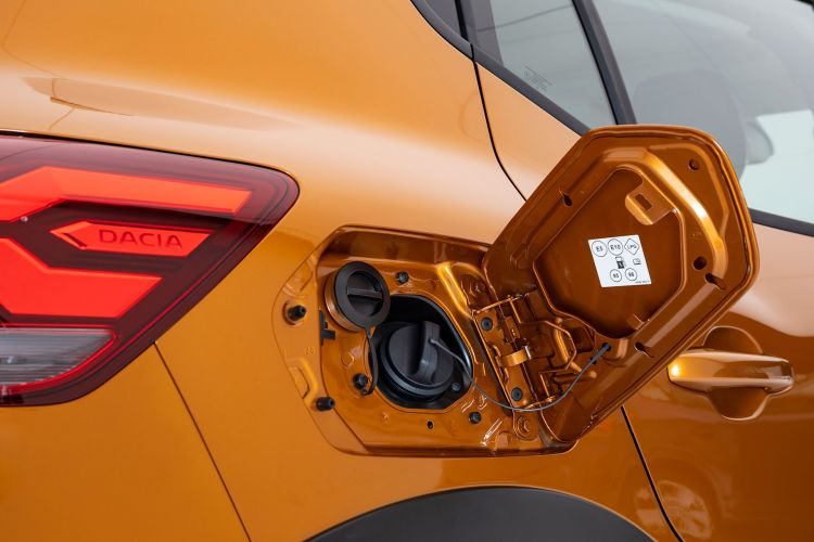 Dacia Sandero Stepway 2020 Naranja 04