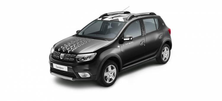 Dacia Sandero Stepway Escape 2019 02