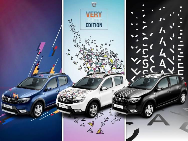 Dacia Sandero Stepway Escape 2019 03