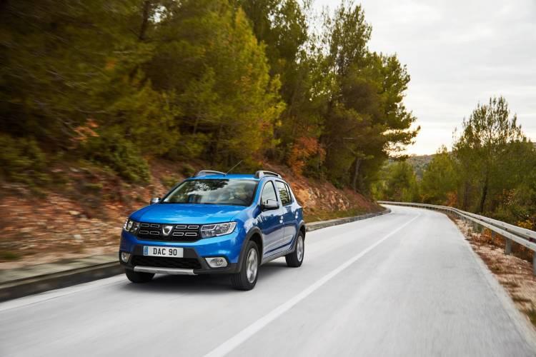 Dacia Sandero Stepway Ii (b52 Cross) Phase 2 Media Test Drive In Croatia