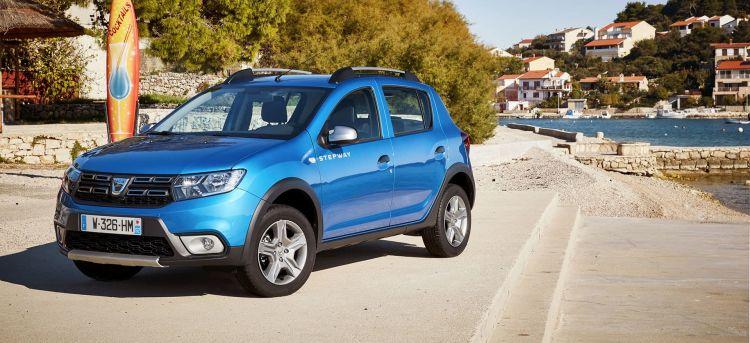 Dacia Sandero Ventas Mayo 2020 Azul Stepway