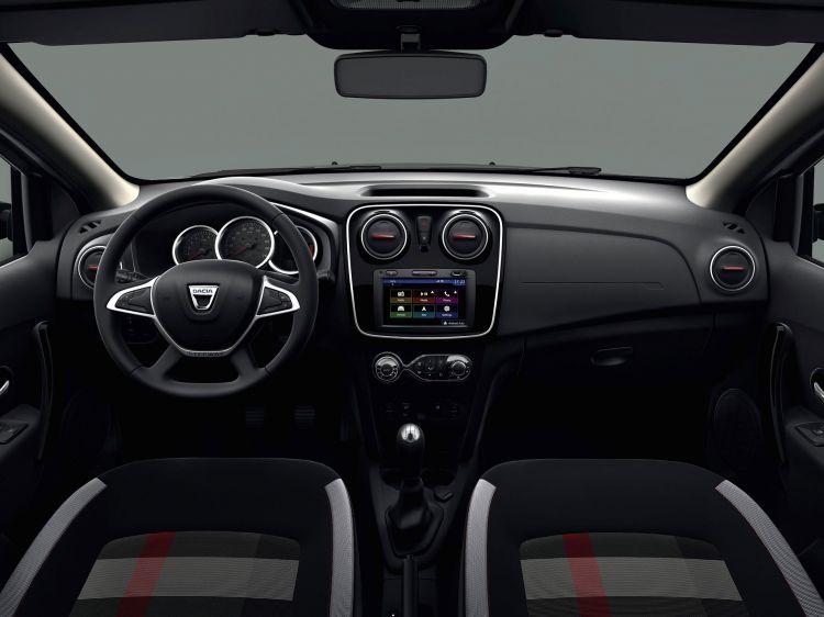 Dacia Sandero Xplore 2019 01