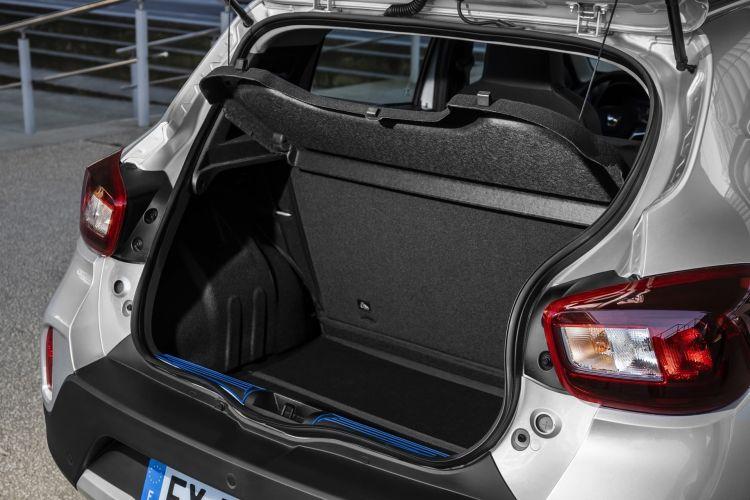 Dacia Spring 2021 0421 Maletero 141