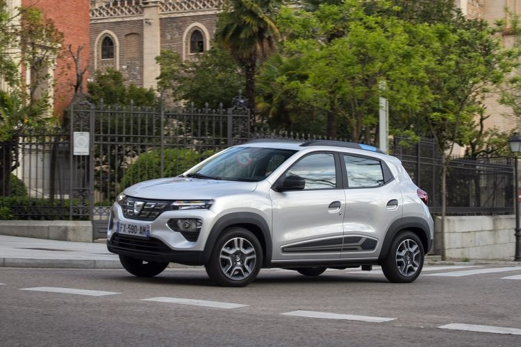Dacia Spring 2021 0421 Movimiento 015