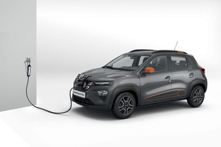 Dacia Spring 2021 10