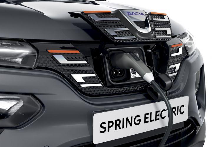 Dacia Spring 2021 18