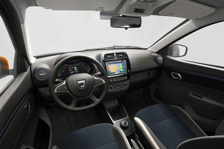Dacia Spring 2021 27