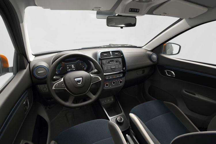Dacia Spring 2021 28