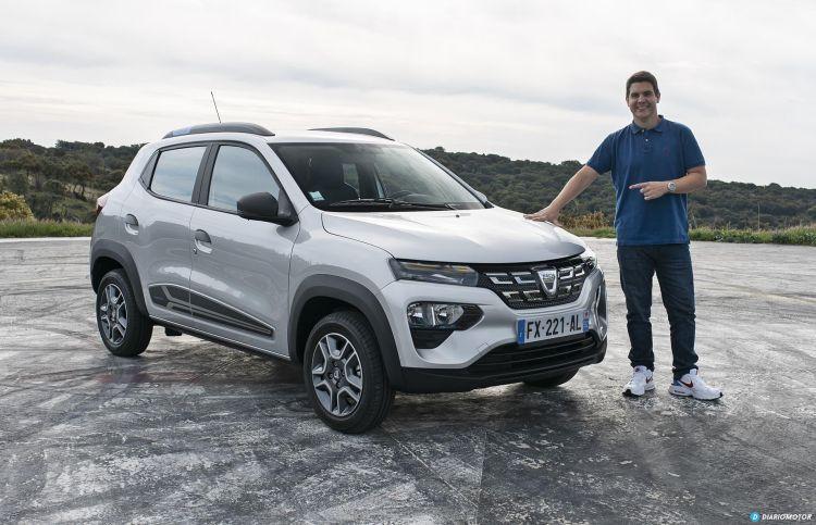Dacia Spring 2021 David Clavero Portada 01