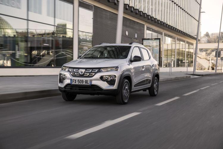 Dacia Spring 2021 Exterior Dinamica 03