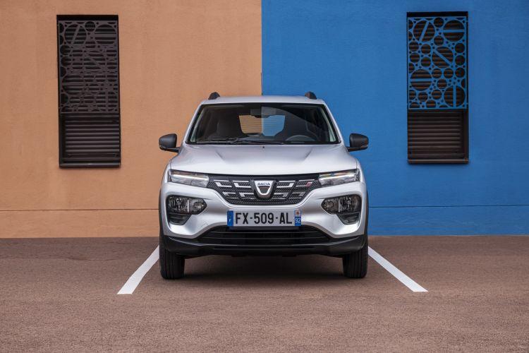 Dacia Spring 2021 Exterior Estatica 03