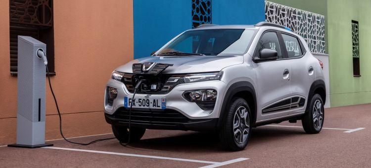 Dacia Spring 2021 Portada Precios Francia