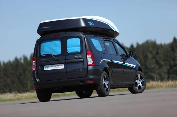 Dacia Young Activity Van III