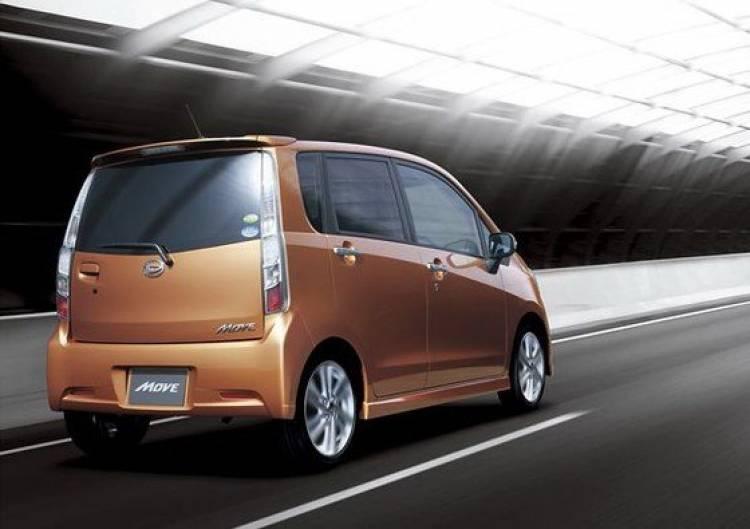 Daihatsu Move, el gasolina más eficiente de Japón