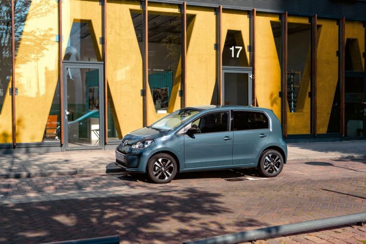 Volkswagen Up! Iq.drive
