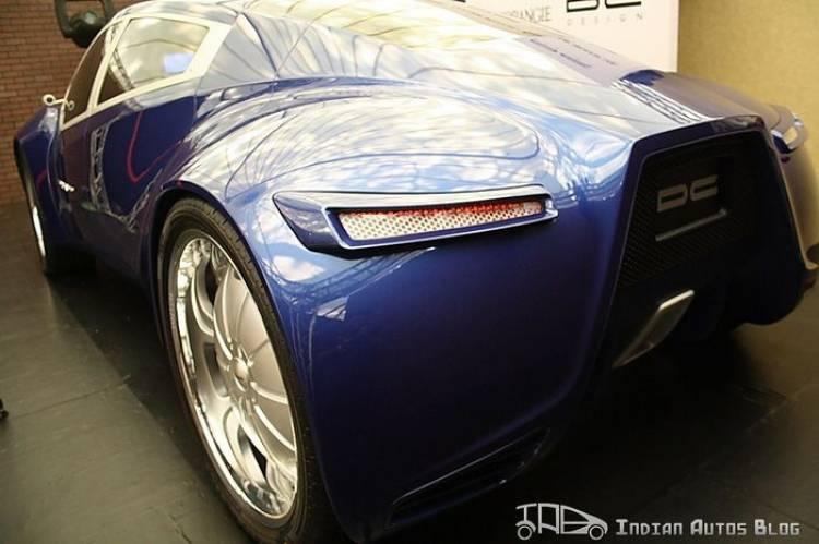 DC Design Tornado, un extraño super-SUV indio con más de 500 CV turbodiésel