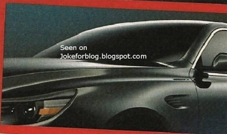 Salen a la luz unas imágenes del De Tomaso SLC, ¿renace la firma italiana?